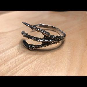 Pamela love talon bracelet in sterling silver